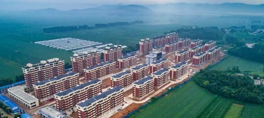 加快黄河滩区迁建进度 圆60万滩区群众安居梦