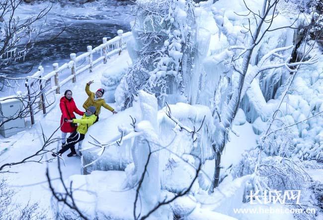 【欢乐河北幸福年】白石山景区推出系列新春活动