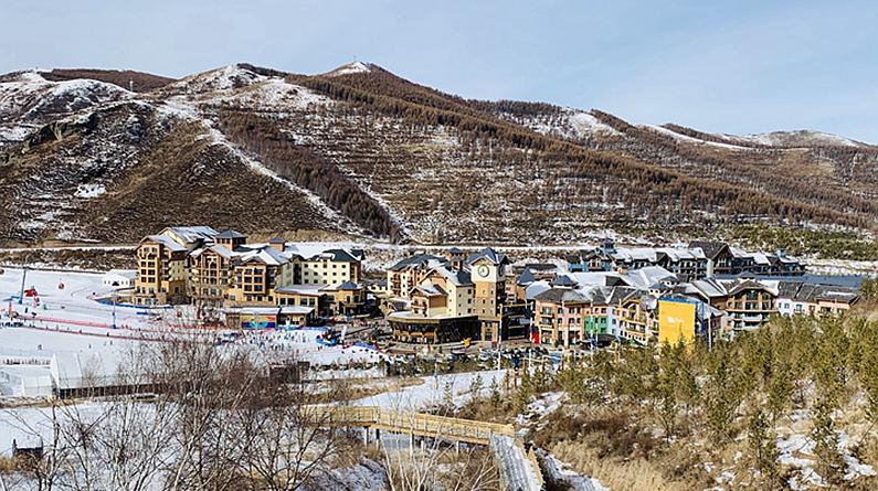 【走基层·看变化】系列报道⑥在崇礼小镇,遇见雪国童话