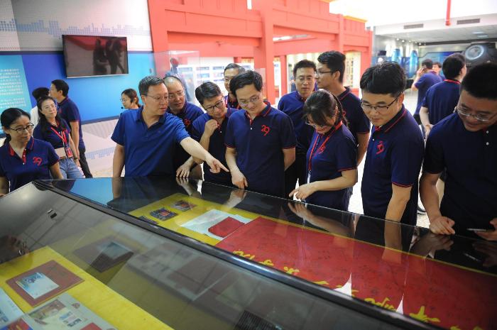 礼赞新中国 唱响主旋律 庆祝中华人民共和国成立70周年 北华航天工业学院举办2019年社会科学普及月活动总结