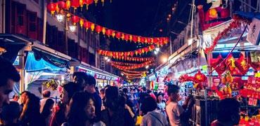 春节看消费:直播抢年货 体验云逛街