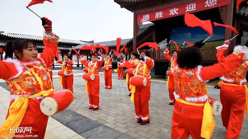 【走基层·看变化】系列报道⑨德胜村的红火日子