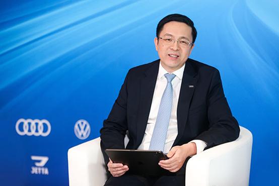 孙惠斌:守正创新 奥迪2020走好高质量发展之路