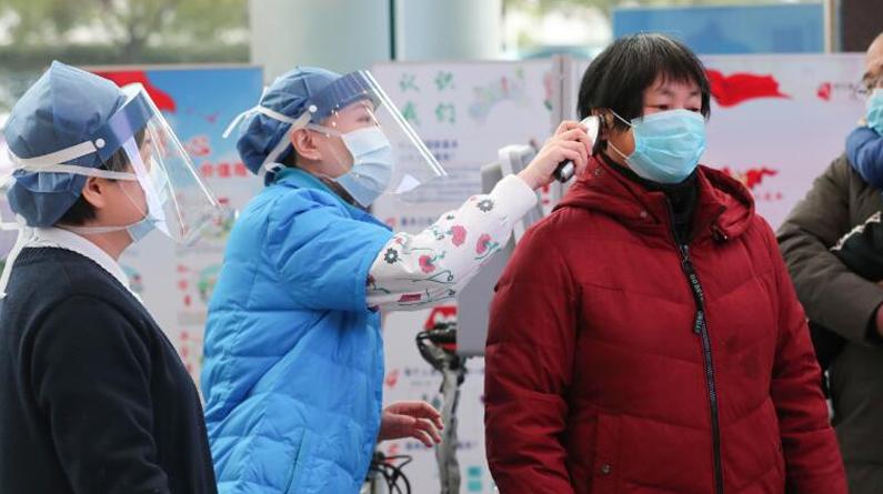 各地采取措施防控新型冠狀病毒感染的肺炎疫情