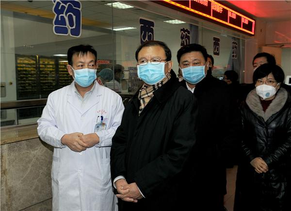 张古江到曹妃甸区检查疫情防控工作