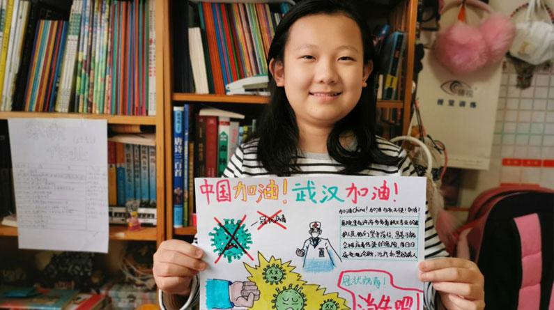 """【组图】邯郸市广安小学多种措施助抗""""疫情"""""""