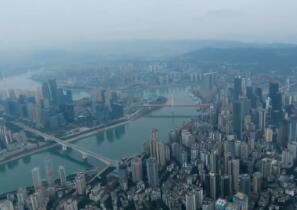 重庆:待春暖花开,我们再看车水马龙