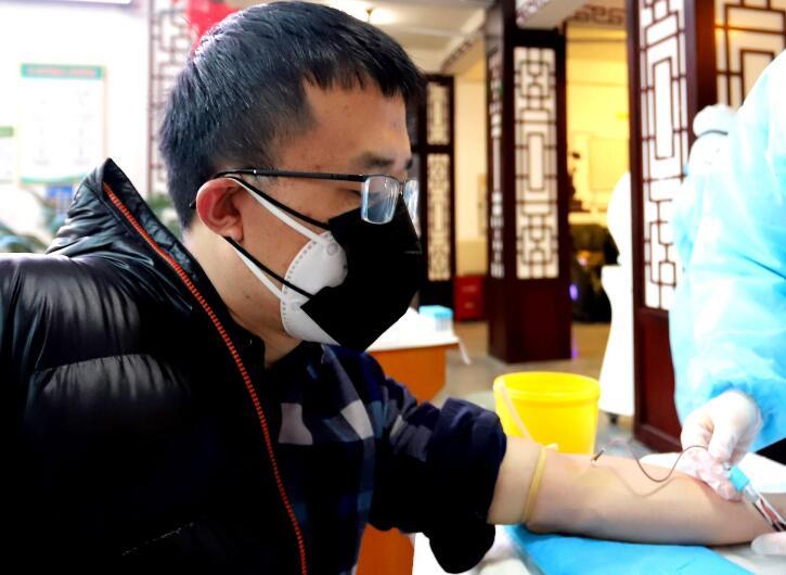 """【高清组图】临西县:""""免费体检""""为外出务工人员开具""""通行证"""""""