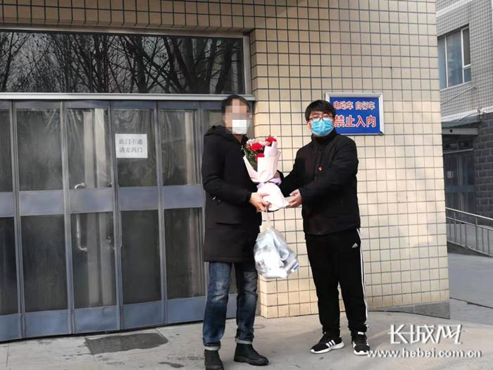 """【邢台战""""疫""""·防疫动态】邢台市又有3名新冠肺炎患者出院,最小5岁"""