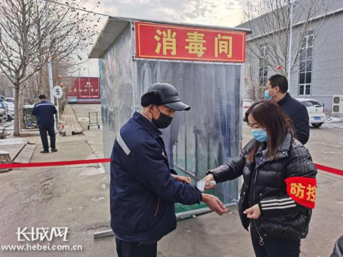 """【一线写真】武强县疫情防控和经济发展""""两手抓、两不误"""""""