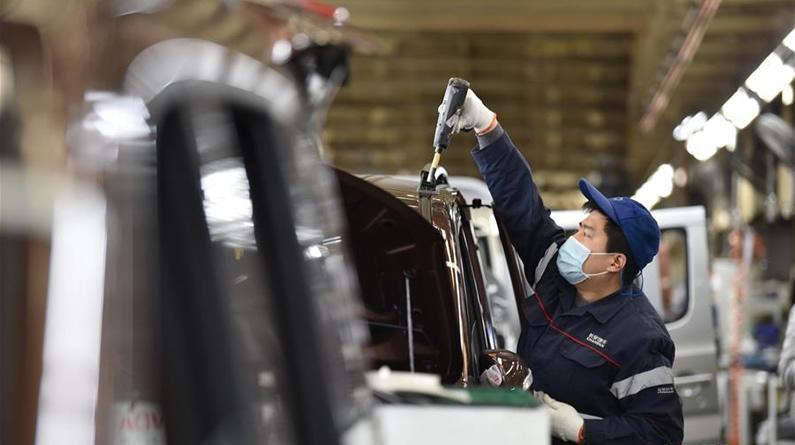 河北定州:有序组织企业复工复产