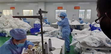 河北省山西商会:点亮抗疫夜 助力防护情