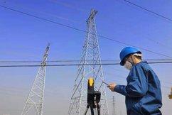 电力有序推进重点工程项目复工复产