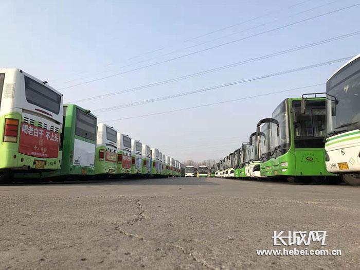 唐山:2月24日起,部分公交线路恢复运营