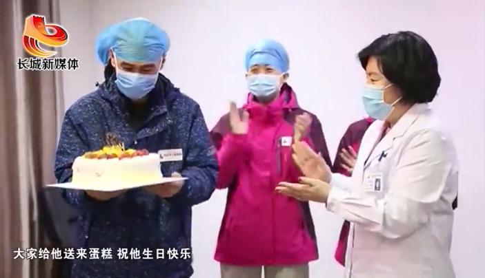 【微视频】奔向武汉,是我最好的生日礼物!