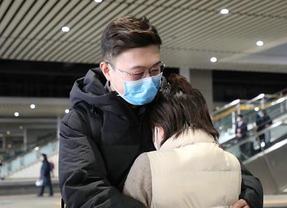 【微视频】到武汉去!河北第九批支援湖北医疗队出征