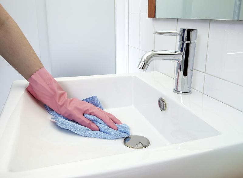 """""""宅""""在家里的日子 教你卫生间消毒技巧"""