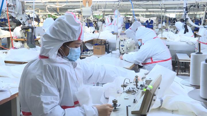 【记者走基层】雄安新区:规模以上工业企业复工率已超50%