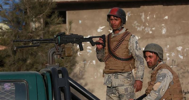 阿富汗首都炸弹袭击