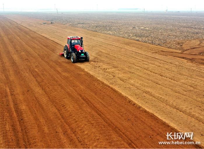 河北:加快恢复农业生产坚持既定任务目标不动摇