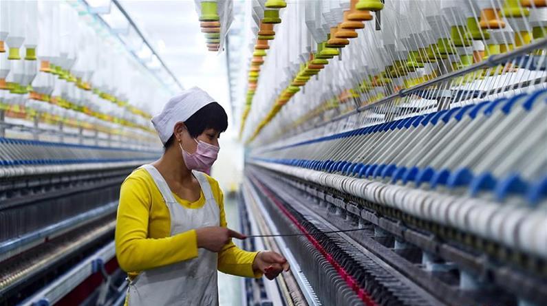 河北晋州:企业有序复工促进当地劳动力就业