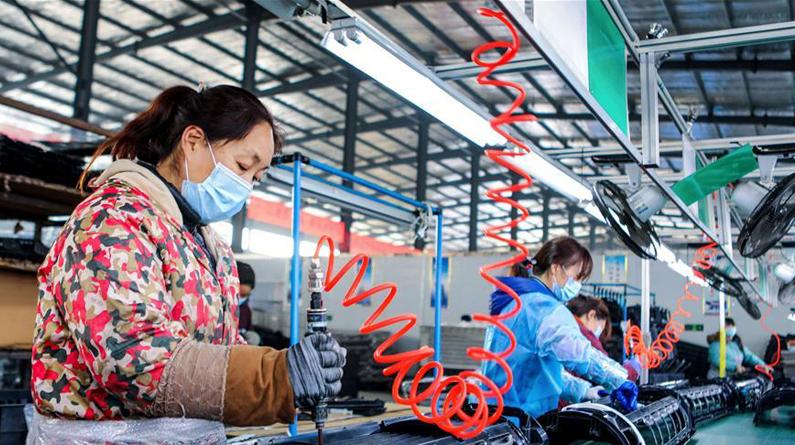 河北:企业有序复产 赶制外贸订单