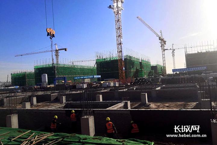 招商不止步 服务不打烊 推进不断档……石家庄市藁城区加快项目建设助推高质量发展