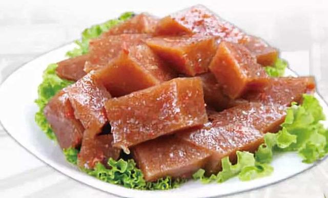 @庄里人 疫情过后 你最想吃的美食在这里(一)石家庄深泽肉糕