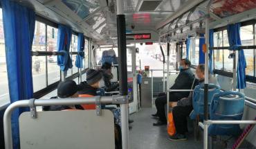 辛集:24日起出租车及部分公交线路恢复运营