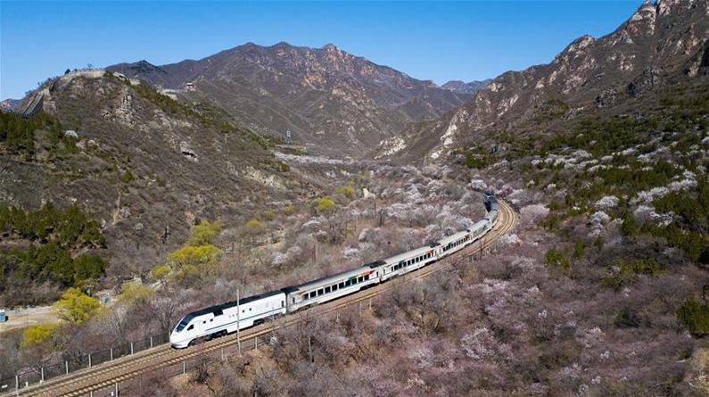 北京:开在春天的列车