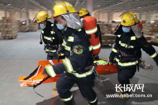 廊坊市全力保障复工复产企业消防安全