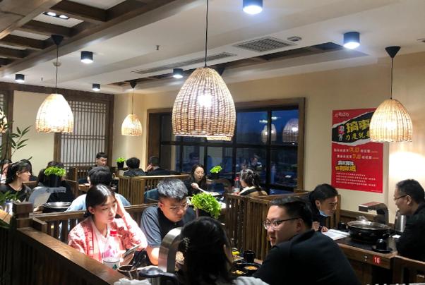 雄安新区容城县:餐饮单位正式开放堂食