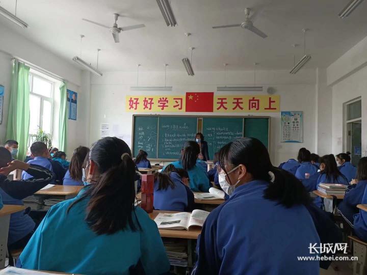 新疆复课啦!河北师范大学顶岗实习生踏上支教历程