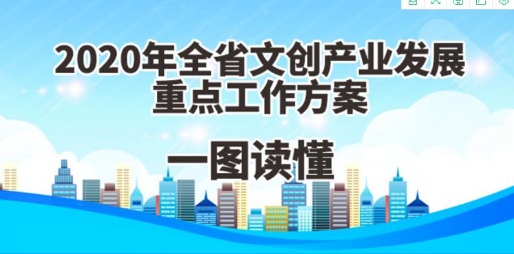 河北省文化和旅游厅等七部门印发《2020年全省文创产业发展重点工作方案》