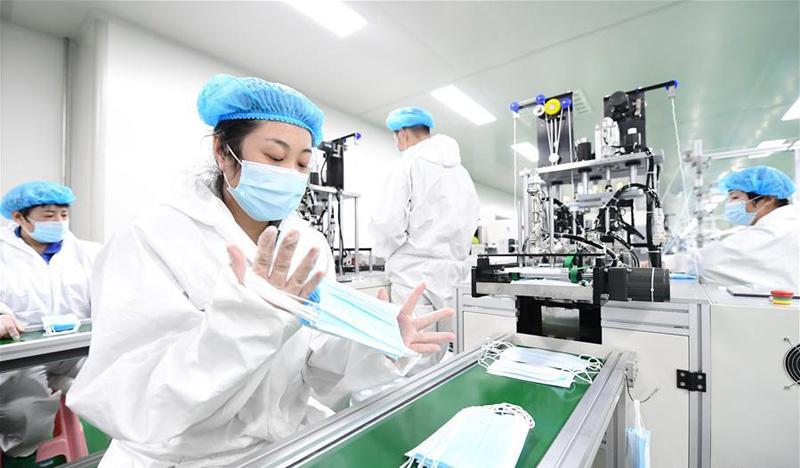装备制造企业转产防疫物资生产