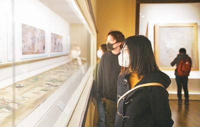 """上海博物馆恢复开放 """"沧海之虹""""展延期"""