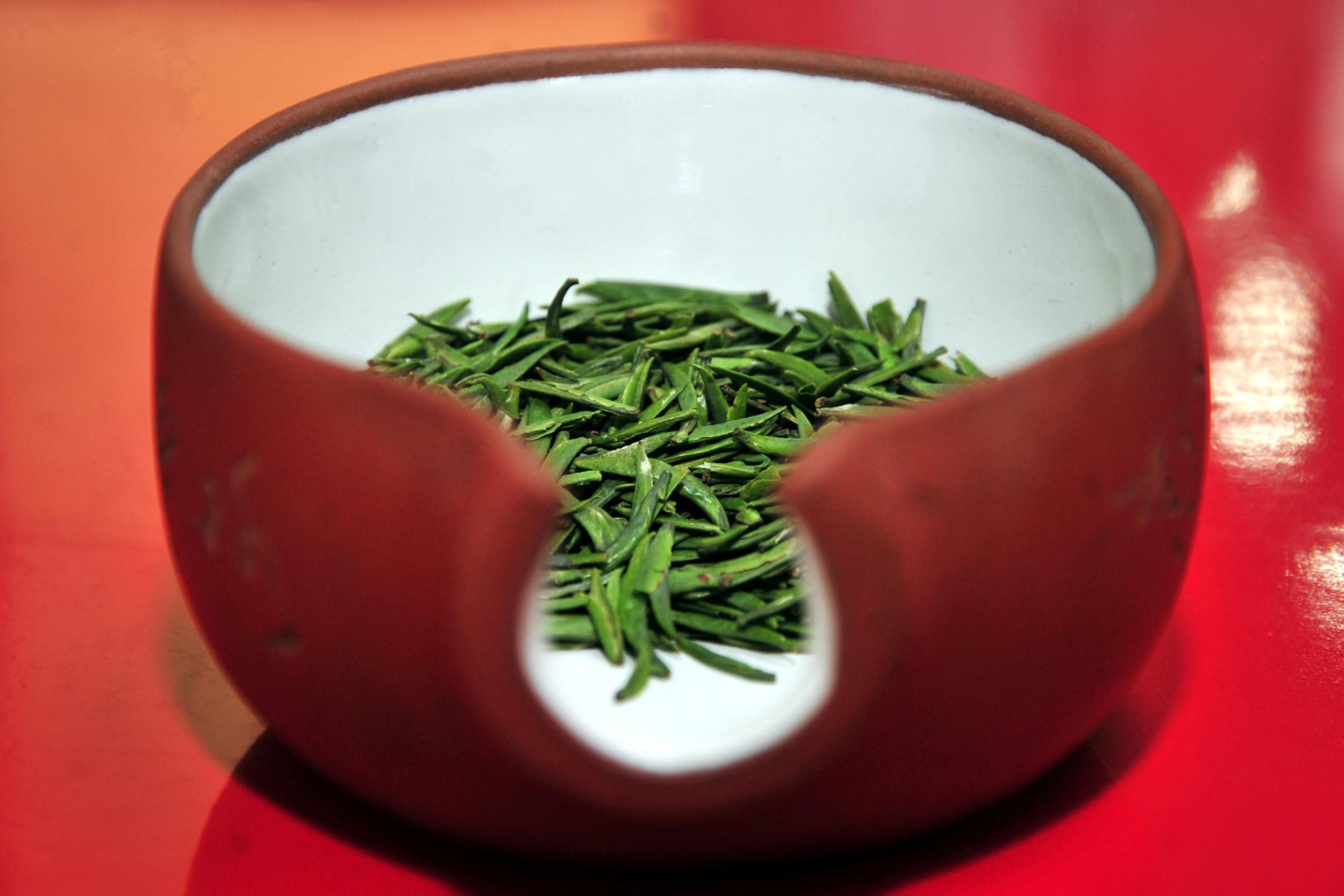 每天喝多少绿茶才有健康效应?