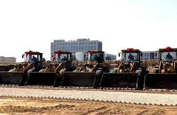宣化区30个重点项目集中开工建设