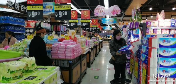 """魏县政府鼓励网上支持商贸餐饮""""火""""起来"""