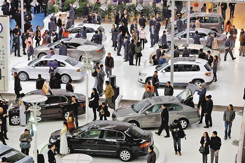 鼓励汽车消费政策扎堆出台 细分领域迎红利
