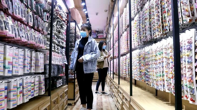 石家庄市:商品交易市场有序恢复营业