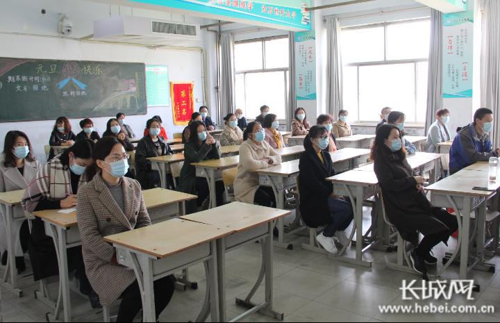 复学模拟演练!河北衡水景县中学做好复学各项准备工作