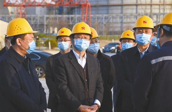 张古江:确保圆满完成全年经济社会发展目标任务