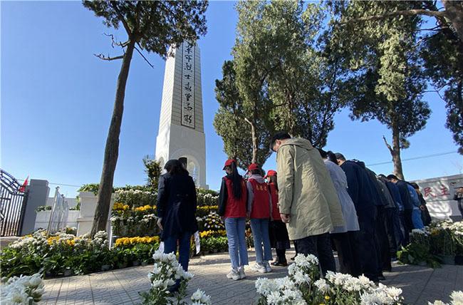 河北雄安新区辖区内28处烈士纪念设施完成修缮