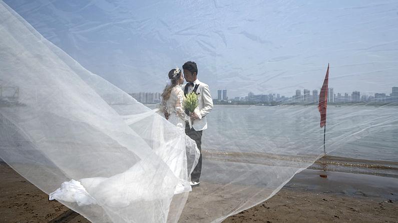 梦想已久的婚纱照,来了!