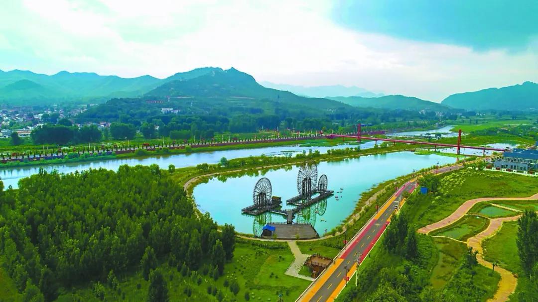 首批省级生态园林城试点名单公布,河北12县被委以重任