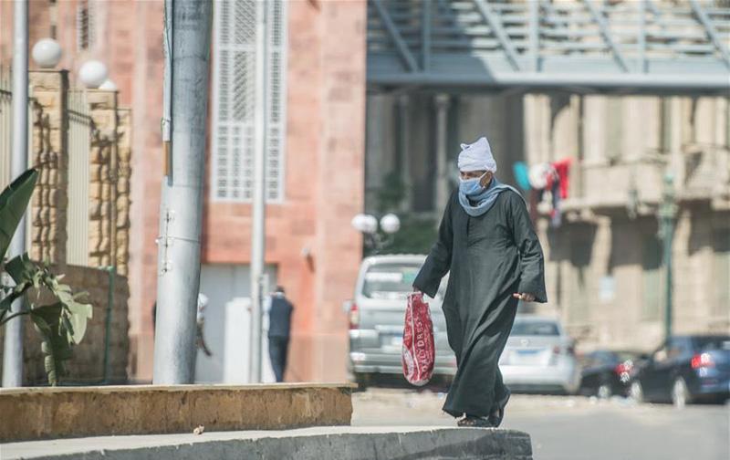 埃及确诊病例增至3144例