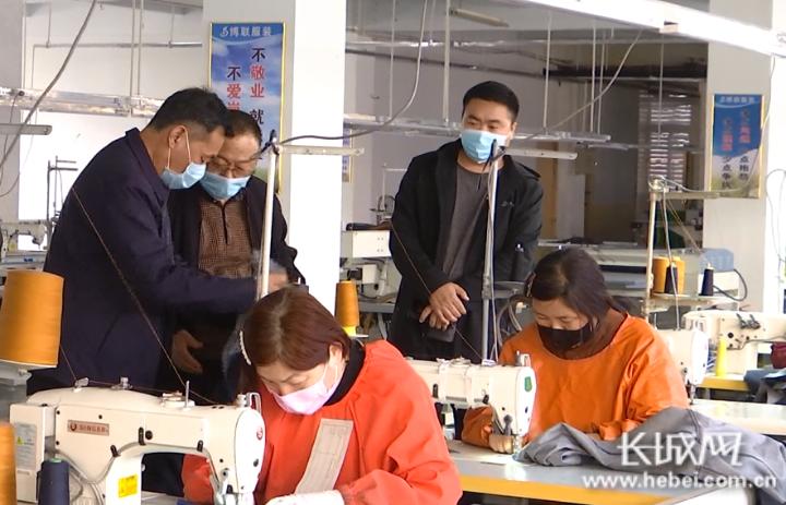 河北磁县:互联网推介,家门口就业