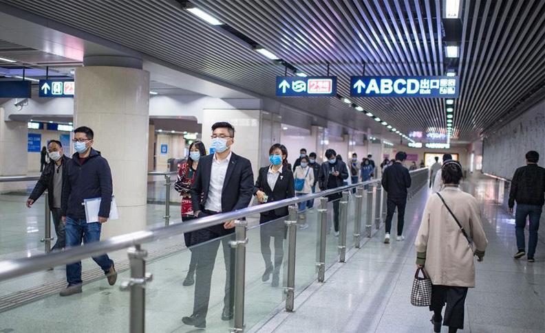 武汉市城市交通恢复运营