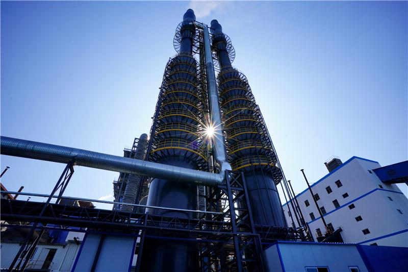 沙河:玻璃生产线实施超低排放改造推进大气污染治理